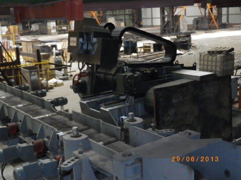 rail stamping machine